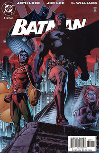 Cover Thumbnail for Batman (DC, 1940 series) #619 [Standard Edition - Direct Sales]