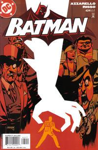 Cover Thumbnail for Batman (DC, 1940 series) #624 [Direct Sales]