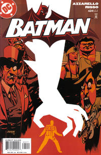 Cover Thumbnail for Batman (DC, 1940 series) #624 [Direct Edition]