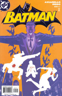 Cover for Batman (DC, 1940 series) #625
