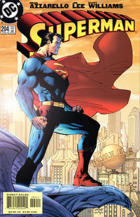 Cover Thumbnail for Superman (DC, 1987 series) #204