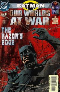 Cover Thumbnail for Batman: Our Worlds At War (DC, 2001 series) #1