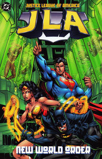 Cover Thumbnail for JLA (DC, 1997 series) #1 - New World Order