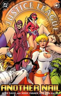 Cover Thumbnail for Justice League of America: Another Nail (DC, 2004 series) #2