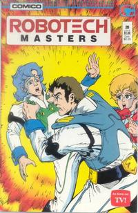Cover Thumbnail for Robotech Masters (Comico, 1985 series) #20