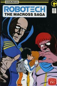 Cover Thumbnail for Robotech: The Macross Saga (Comico, 1985 series) #11