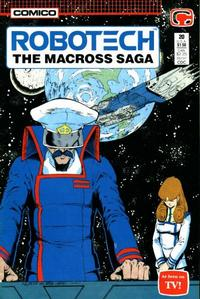 Cover Thumbnail for Robotech: The Macross Saga (Comico, 1985 series) #20