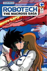 Cover Thumbnail for Robotech: The Macross Saga (Comico, 1985 series) #36