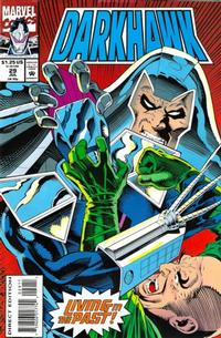 Cover Thumbnail for Darkhawk (Marvel, 1991 series) #29 [Direct Edition]