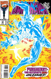 Cover Thumbnail for Darkhawk (Marvel, 1991 series) #30 [Direct Edition]
