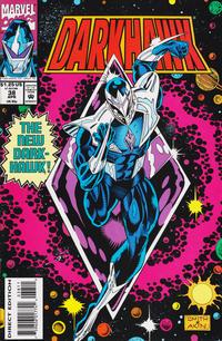 Cover Thumbnail for Darkhawk (Marvel, 1991 series) #38