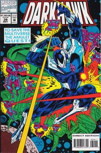 Cover Thumbnail for Darkhawk (Marvel, 1991 series) #39