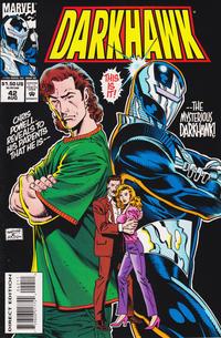 Cover Thumbnail for Darkhawk (Marvel, 1991 series) #42