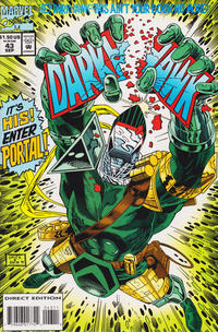 Cover Thumbnail for Darkhawk (Marvel, 1991 series) #43