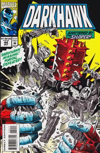 Cover Thumbnail for Darkhawk (Marvel, 1991 series) #44