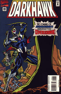 Cover Thumbnail for Darkhawk (Marvel, 1991 series) #48
