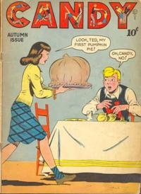 Cover Thumbnail for Candy (Quality Comics, 1947 series) #1