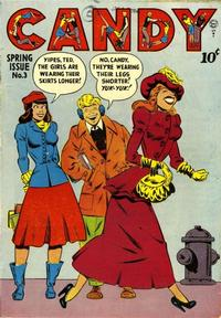 Cover Thumbnail for Candy (Quality Comics, 1947 series) #3