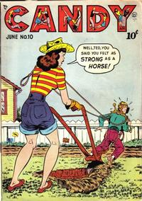 Cover Thumbnail for Candy (Quality Comics, 1947 series) #10