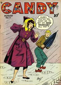 Cover Thumbnail for Candy (Quality Comics, 1947 series) #11
