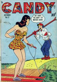 Cover Thumbnail for Candy (Quality Comics, 1947 series) #12