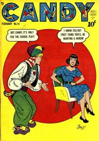 Cover Thumbnail for Candy (Quality Comics, 1947 series) #14