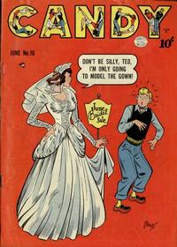Cover Thumbnail for Candy (Quality Comics, 1947 series) #16