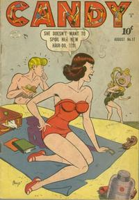 Cover Thumbnail for Candy (Quality Comics, 1947 series) #17