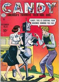 Cover Thumbnail for Candy (Quality Comics, 1947 series) #25