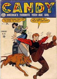Cover Thumbnail for Candy (Quality Comics, 1947 series) #26