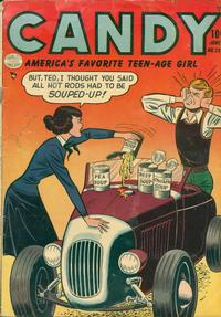 Cover for Candy (Quality Comics, 1947 series) #28