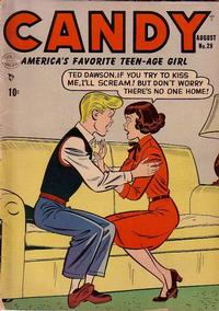 Cover Thumbnail for Candy (Quality Comics, 1947 series) #29
