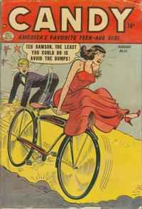 Cover Thumbnail for Candy (Quality Comics, 1947 series) #35