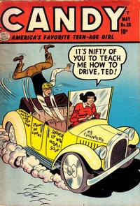 Cover Thumbnail for Candy (Quality Comics, 1947 series) #38