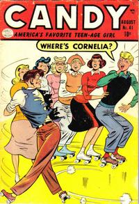 Cover Thumbnail for Candy (Quality Comics, 1947 series) #41