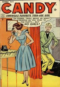 Cover Thumbnail for Candy (Quality Comics, 1947 series) #45