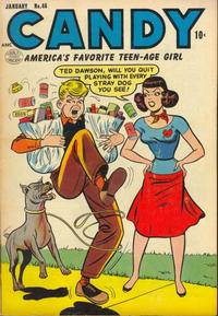 Cover Thumbnail for Candy (Quality Comics, 1947 series) #46