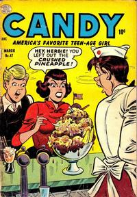 Cover Thumbnail for Candy (Quality Comics, 1947 series) #47