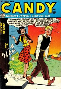 Cover Thumbnail for Candy (Quality Comics, 1947 series) #50