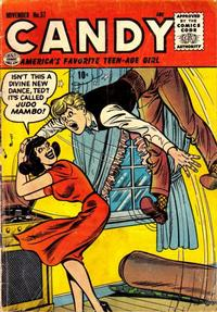 Cover Thumbnail for Candy (Quality Comics, 1947 series) #57