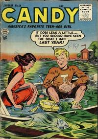 Cover Thumbnail for Candy (Quality Comics, 1947 series) #59
