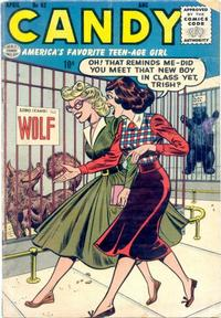 Cover Thumbnail for Candy (Quality Comics, 1947 series) #62