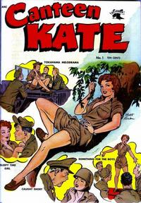 Cover Thumbnail for Canteen Kate (St. John, 1952 series) #1