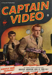Cover Thumbnail for Captain Video (Fawcett, 1951 series) #1