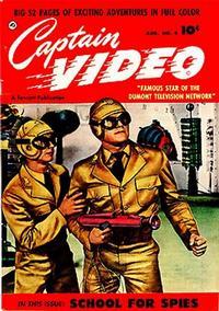 Cover Thumbnail for Captain Video (Fawcett, 1951 series) #4