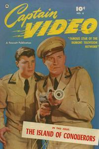 Cover Thumbnail for Captain Video (Fawcett, 1951 series) #6