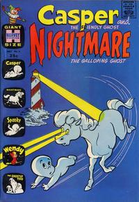 Cover Thumbnail for Casper & Nightmare (Harvey, 1964 series) #8