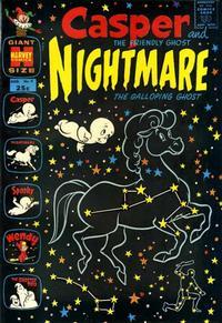 Cover Thumbnail for Casper & Nightmare (Harvey, 1964 series) #9