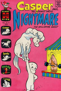 Cover Thumbnail for Casper & Nightmare (Harvey, 1964 series) #10