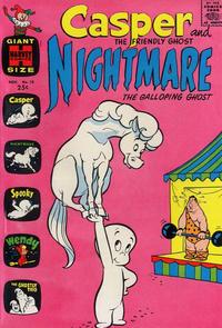 Cover Thumbnail for Casper & Nightmare (Harvey, 1964 series) #10